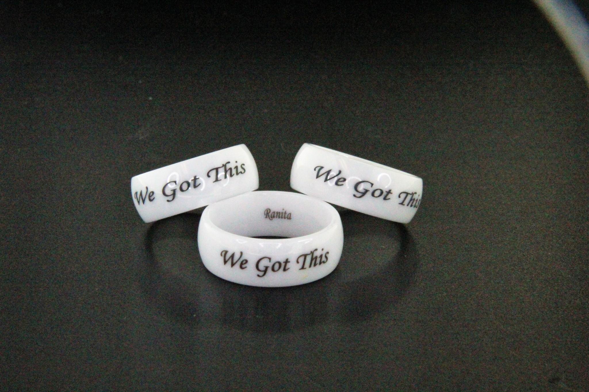 Tribute Rings